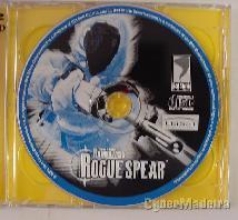 Jogo para pc tom clancy's rainbow six: rogue spear