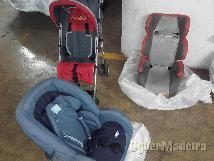 Cadeiras para bebé E criança