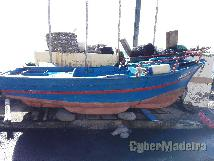 Canoa 4 54M + motor yamaha 9.9 negociável
