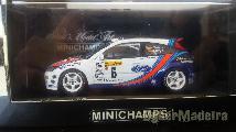 Minichamps - ford focus wrc - c. sainz - rally monte carlo 2000