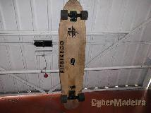 Long board speed demons rasta tiger