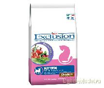 Exclusion mediterraneo cat kitten chicken 2KG Outros