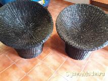 Cadeiras E mesa de jardim