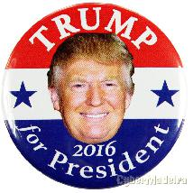 Crachat trump for president 2016