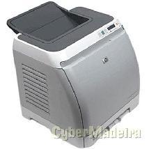 Impressora hp color laserjet 2600N