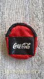 Coca cola bolsa porta moedas chaves