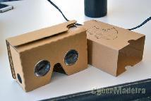 Cardboard vr - realidade virtual google cardboard