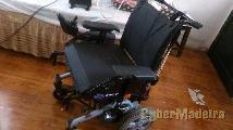 Cadeira eléctrica E cama articulada