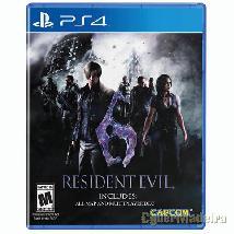 Resident evil 6 Outros