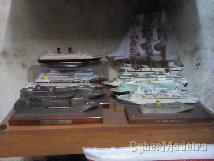Miniaturas de barcos
