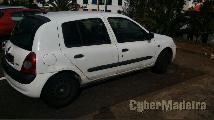 RENAULT CLIO Versão 3 Gasolina
