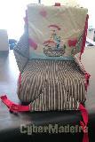 Cadeira para A papa tuc tuc