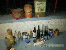 Antiguidades  - velharias - reliquias da decada de 1950