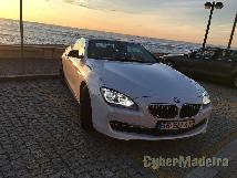 BMW Serie 6 Cabrio Diesel 313 cv Gasóleo