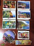 1041 postais novos da madeira