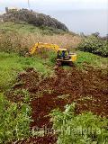 Fazemos escavações em terrenos E movimentos de terra