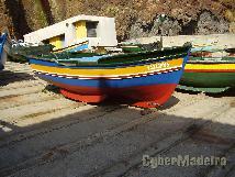 Barco de pesca desportiva