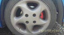 """Jantes saxo MK2 R15 15"""" sem pneus"""
