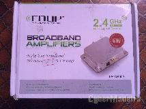 Amplificador wifi   wireless 8WATTS  edup EP-AB003