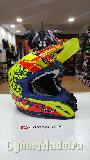Scorpion Capacete Scorpion Vx-15 Air Fit Kitsune Amarelo  M