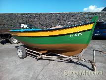 Canoa em bom estado