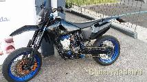 Yamaha F 400 cc Supermoto