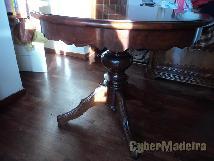 Mesa em mogno maciço 750€ negociavel