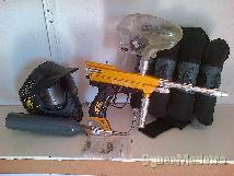 Arma de paintball