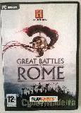 Jogo para pc great battles of rome