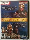 Jogo para pc medieval ii: total war - gold edition