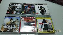 Vários jogos PS3 Outros