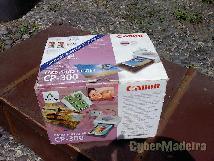 Impressora portátil canon CP-300 photo printer