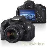 Canon eos 600D Canon