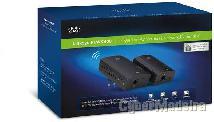 Cisco powerline av wireless network extender kit 300MBPS com wi-fi b g n