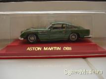Miniaturas de coleção na escala 1:43 aston martin