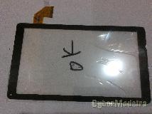 Vidro tátil   touch screen estar grand  hd quad core MID1198 Outras