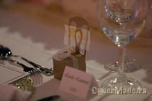 Ofertas casamento caixas douradas