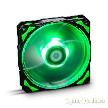Cooler nox hummer h-fan 120 led green – NXHUMMERF120LG