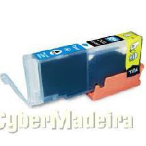 Tinteiro compatível epson 551XL – cyan Azul