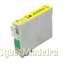 Tinteiro compatível epson T04 -yellow Amarelo