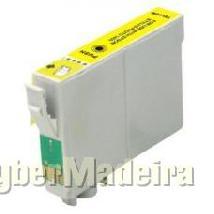 Tinteiro compatível epson T0714 Amarelo