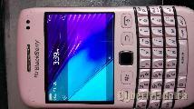 Blackberry bold 9790 rosa de origem