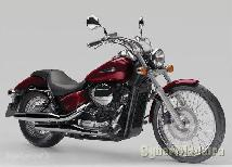 Honda Shadow Spirit 750 cc Chopper, cruiser