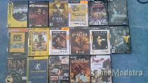 Diversos videojogos usados para pc para  - preço sobre consulta se  por separado