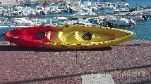 Kayakes da rotomod ocean quatro  2 adultos + 2 crianças