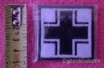 Emblema balkenkreuz - reichswehr E wehrmacht