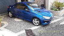 PEUGEOT 206 Cabriolet Gasolina