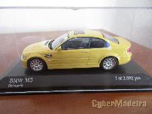 Miniaturas de coleção na escala 1:43 b m w
