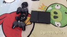Consola PS2+2 COMANDOS+27 jogos+volante E pedais Outros