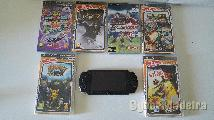 Playstation portable   psp   + 6 jogos